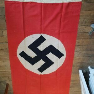 militaria Flags and Banners German WWII Original