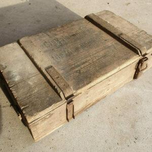militaria Boxes and Crates Austria-Hungary WWI Original