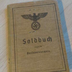 militaria Personal Items German WWII Original