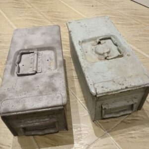 militaria Weapons Weapon Parts and Accessories Boxes and Crates German WWI Original