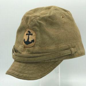 militaria Headgear Soft Caps Japan WWII Original