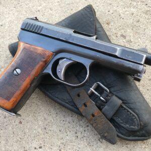 militaria Weapons Firearms German WWI Original