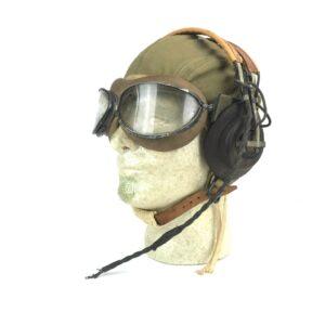 militaria Headgear Helmets Soft Caps Equipment Field Gear Optics USA WWII Original