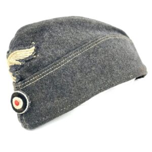 militaria Headgear Soft Caps German WWII Original