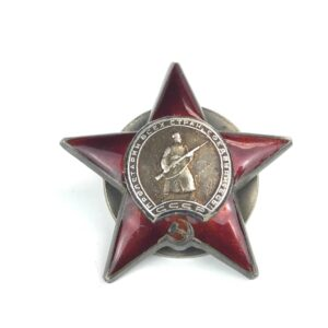 militaria Uniforms Badges and Insignias Medals Russia WWII Original