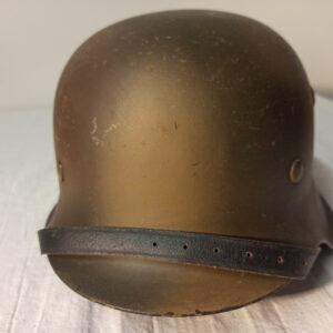 militaria Headgear Helmets German WWII Reproduction