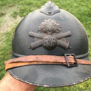 militaria Headgear Helmets French WWI Original