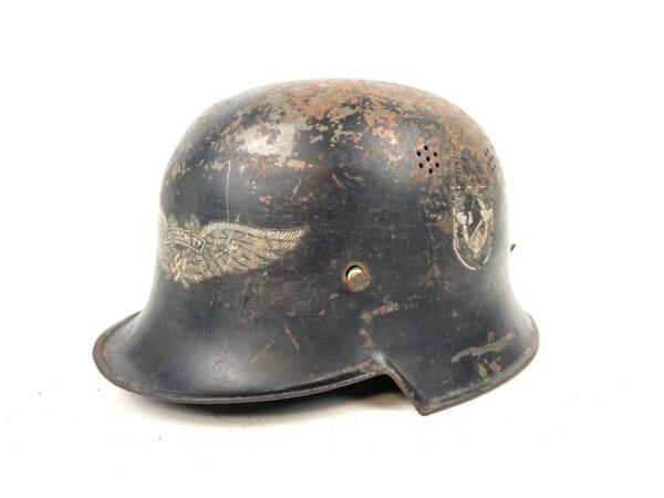 militaria Headgear Helmets Uncategorized German WWII Original