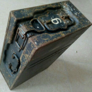 militaria Weapon Parts and Accessories Boxes and Crates Ordnance