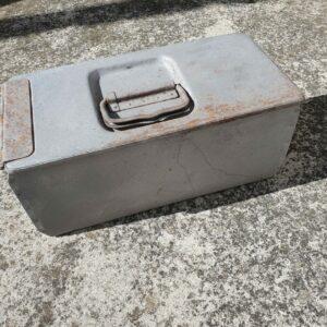 militaria Boxes and Crates Ordnance German WWI Original